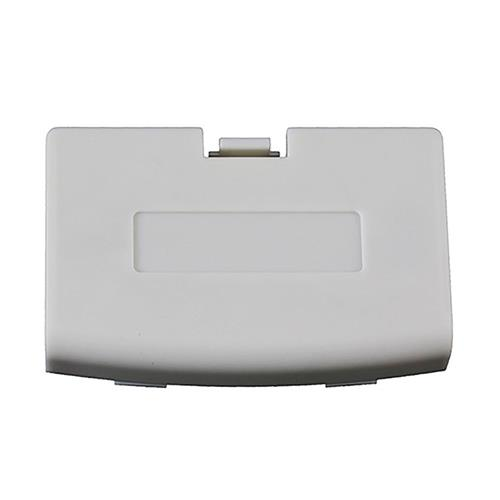 TTX Tech GBA Battery Door Cover Repair Part For Game Boy Advance, White Arctic