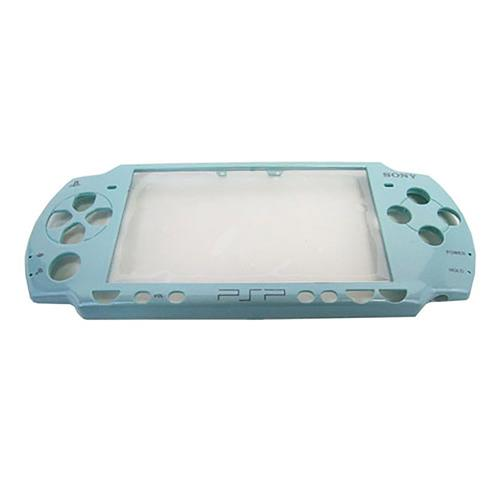 Faceplate Front Shell Repair Part For PlayStation Portable 2000 ONLY, Mint Green