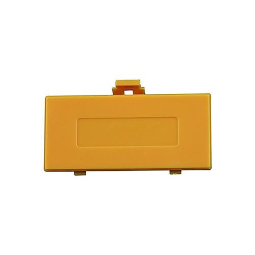 TTX TECH Battery Door,Repair Part - Game Boy (2152549) - Yellow