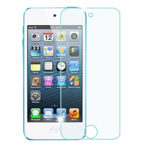 Insten Clear Tempered Glass LCD Screen Protector Film Cover For Apple iPod Touch 5th Gen/6th Gen
