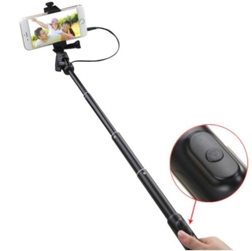 insten wired selfie stick selfie sticks grips best buy canada. Black Bedroom Furniture Sets. Home Design Ideas