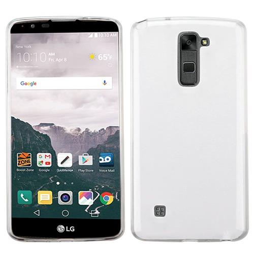 Insten TPU Case For LG Stylo 2 Plus - Clear