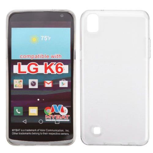 Insten Gel Case For LG K6 - Clear