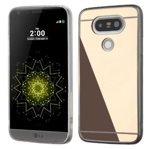 Insten Gel Cover Case For LG G5 - Gold