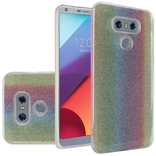 Insten Fitted Soft Shell Case for LG G6 - Multicolor
