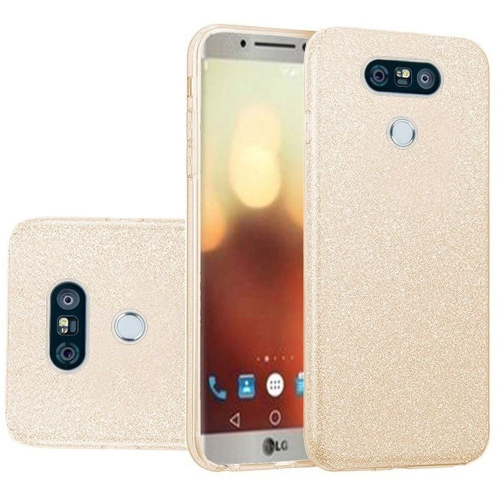 Insten Fitted Soft Shell Case for LG G6 - Gold