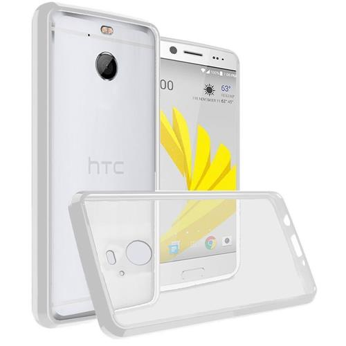 Insten Hard Crystal TPU Case For HTC Bolt - Clear