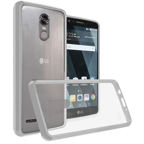 Insten Hard Crystal TPU Cover Case For LG Stylo 3/Stylo 3 Plus - Clear
