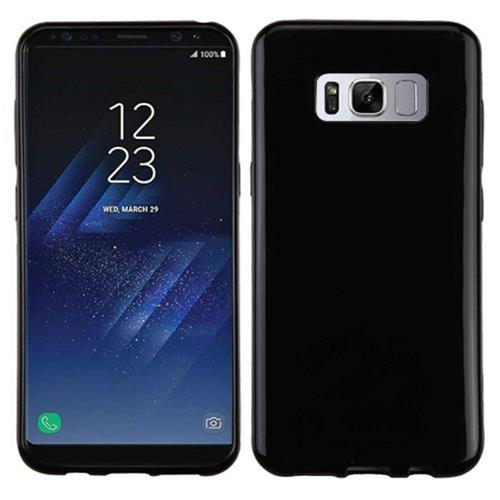 Insten TPU Case For Samsung Galaxy S8 - Black