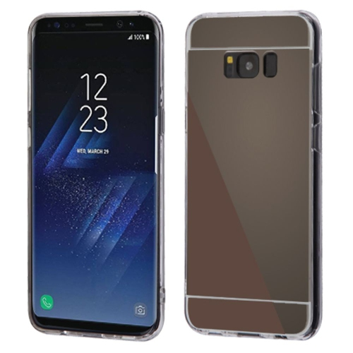 Insten Fitted Hard Shell Case for Samsung Galaxy S8 - Black