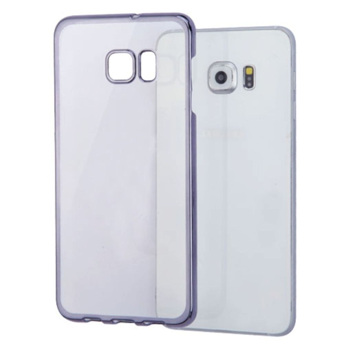 Insten Hard Crystal Cover Case For Samsung Galaxy S6 Edge Plus - Clear