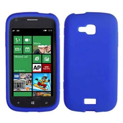 Insten Fitted Soft Shell Case - Blue