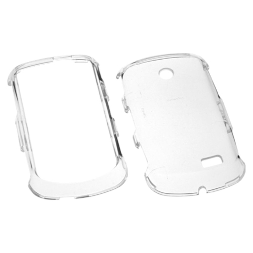 Insten Hard Cover Case For Samsung Solstice II - Clear