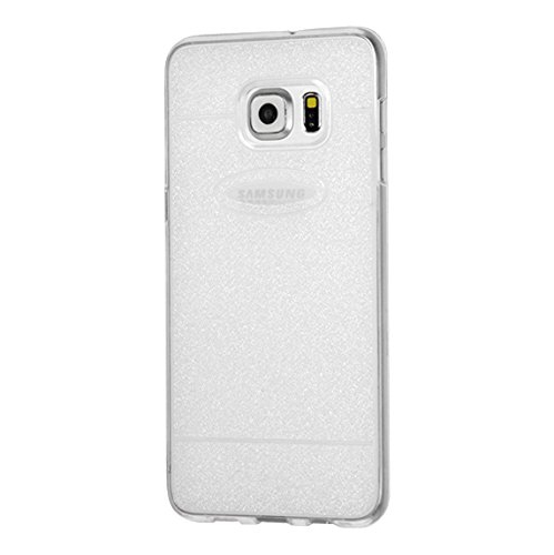 Insten Fitted Hard Shell Case for Samsung Galaxy S6 Edge Plus - Clear