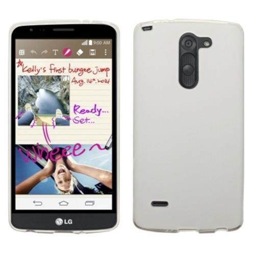 Insten Hard Case For LG G3 Stylus - White