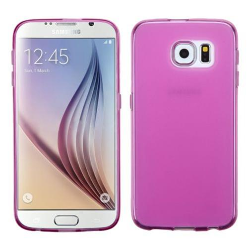 Insten Hard Case For Samsung Galaxy S6 - Hot Pink