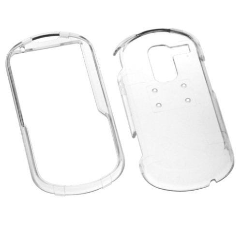 Insten Hard Crystal Cover Case For Samsung Messager III/Profile/R455C/Restore - Clear
