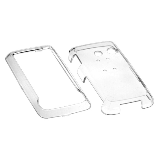 Insten Hard Crystal Cover Case For LG Banter Touch/Rumor Touch - Clear