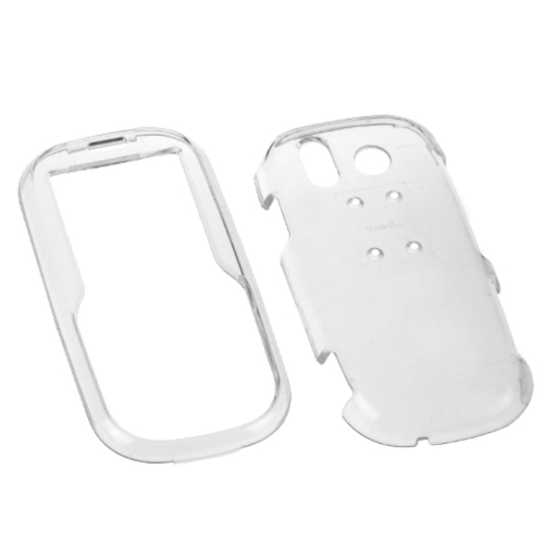 Insten Hard Crystal Case For Samsung Intensity - Clear