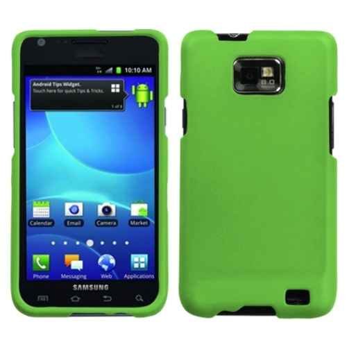 Insten Hard Case For Samsung Galaxy S2 Attain I777 - Green