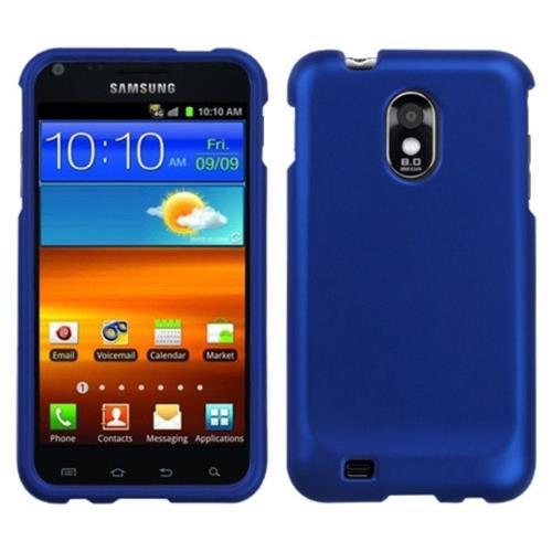 Insten Hard Case For Samsung Galaxy S2 Epic 4G Touch D710 - Blue