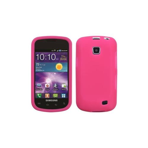 Insten Gel Rubber Case For Samsung Illusion - Pink