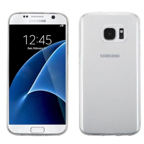 Insten Gel Case For Samsung Galaxy S7 - Clear