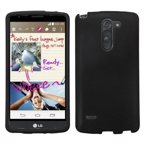 Insten Hard Case For LG G Stylo LS770 - Black
