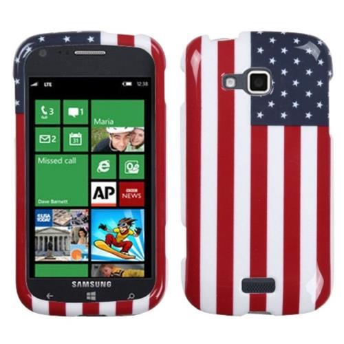 Insten US National Flag Hard Case For Samsung ATIV Odyssey