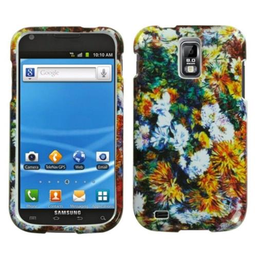 Insten Beautiful Blossoms Hard Case For Samsung Galaxy S2 Hercules T989