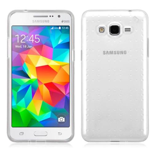 Insten TPU Case For Samsung Galaxy Grand Prime - Clear