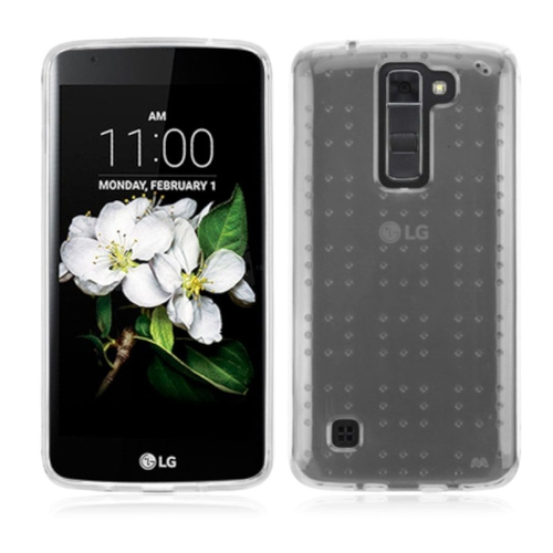 Insten Gel Case For LG K7 Tribute 5/K8 (2016) - Clear