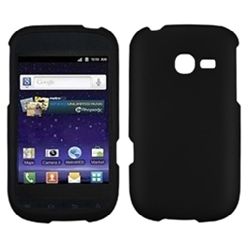 Insten Hard Case For Samsung Freeform 5 R480 - Black