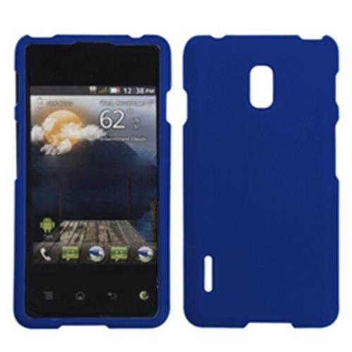Insten Fitted Hard Shell Case - Dark Blue