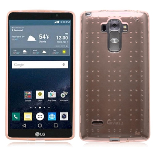 Insten TPU Case For LG G Stylo LS770/G Vista 2 - Rose Gold