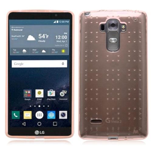 Insten TPU Case For LG G Stylo LS770/G Vista 2 - Rose Gold