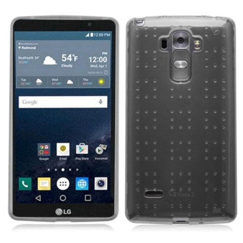 Insten Gel Cover Case For LG G Stylo LS770/G Vista 2 - Smoke