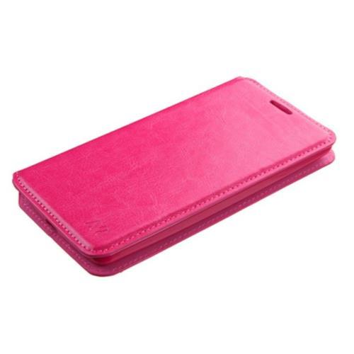 Insten Wallet Case for LG G4 - Hot Pink