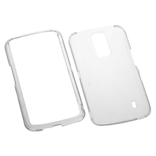 Insten Hard Crystal Cover Case For LG Nitro HD - Clear