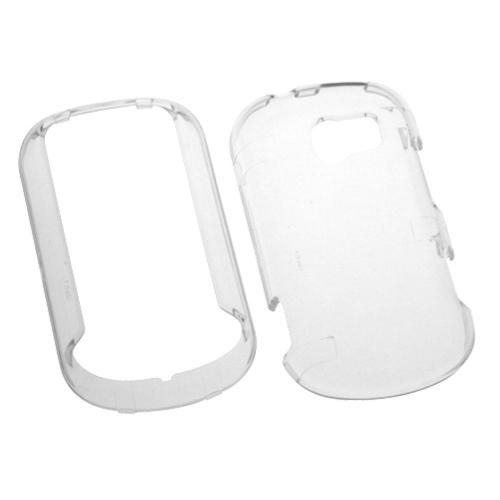 Insten Hard Crystal Cover Case For LG Extravert VN271 - Clear