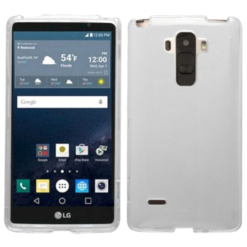 Insten Hard Crystal Case For LG G Stylo LS770 - Clear