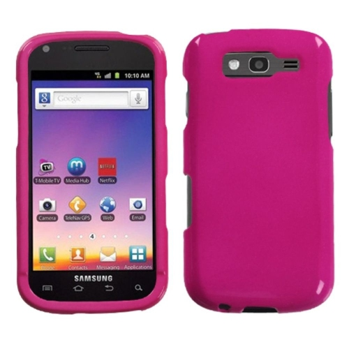 Insten Hard Cover Case For Samsung Galaxy S Blaze 4G/S Relay 4G - Hot Pink