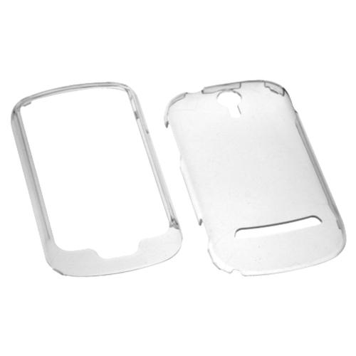 Insten Hard Crystal Case For LG Quantum C900k - Clear
