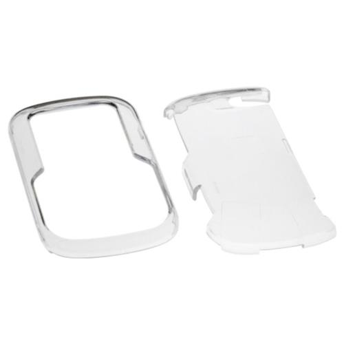 Insten Hard Crystal Cover Case For LG Octane - Clear