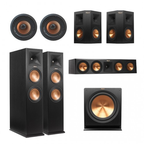 open o home cdt ii by catalogo a in c d speakers klipsch speaker entertainment ceiling
