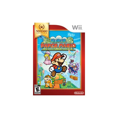 Super Paper Mario [Nintendo Selects] - Wii