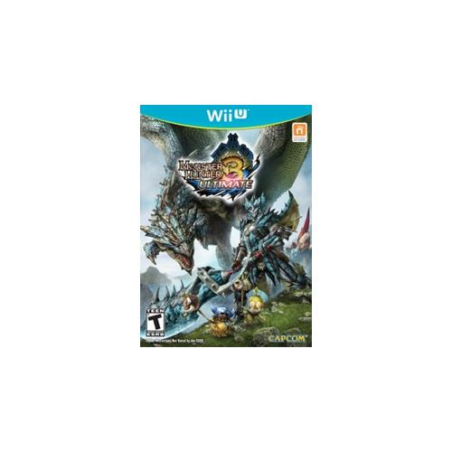 Monster Hunter 3 Ultimate - NINTENDO Wii U