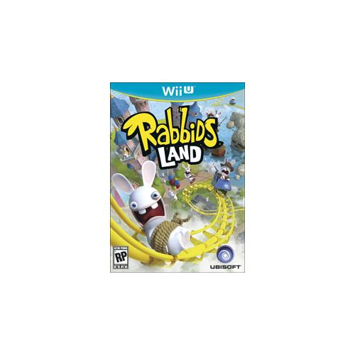 Rabbids Land - NINTENDOWii U