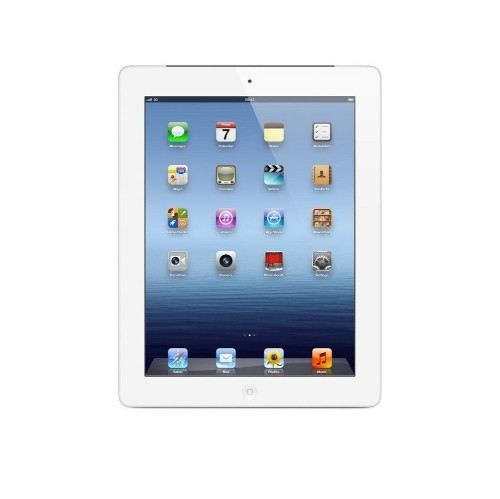 iPad 4 WIFI + 4G Quatrieme Generation 32gb Blanc, remis a neuf