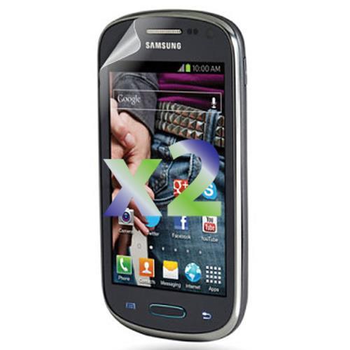 Exian Samsung Galaxy Ace 2E Screen Protectors X 2 Clear